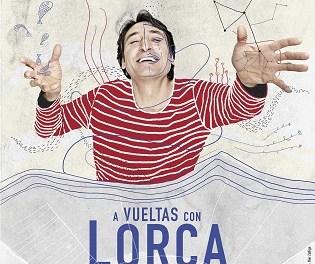 """Carmelo Gómez protagonitza """"A vueltas con Lorca"""" en el Teatre Chapí de Villena"""