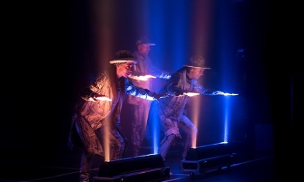 Brodas Bros. al Teatre Chapí amb el seu xou més teconològic de danza urbana