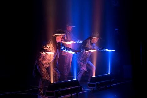 Brodas Bros. en el Teatro Chapí con su show más tecnológico de danza urbana