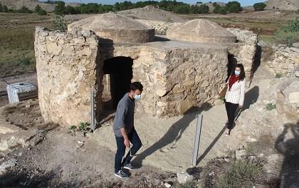 L'Ajuntament de Villena engalana el jaciment del Cabezo Redondo