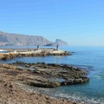 El Afloramiento Volcánico de la Playa Fósil del Cap Negret de Altea declarado Monumento Natural