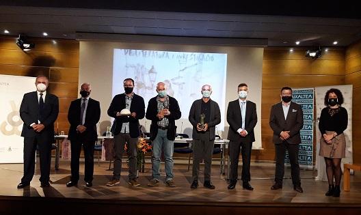 """Entregados los """"Premis Altea de Literatura i Investigació 2020"""" y presentada la edición de las obras ganadoras"""