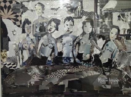 """""""Speak in Colurs"""" una exposición para descubrir la fuerza de María Amérigo"""
