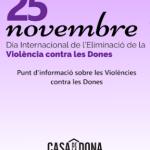 Igualdad de Elche conmemora el 25 N con la lectura del manifiesto contra la violencia de género en el Salón de Plenos y la iluminación del Molí del Real