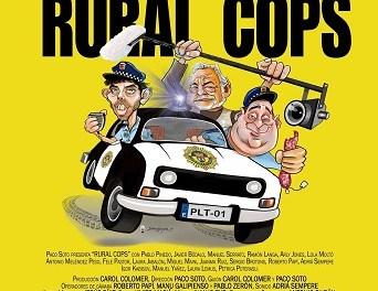 La pel·lícula 'Rural Cops' de Paco Soto es presenta aquest divendres en el Gran Teatre d'Elx