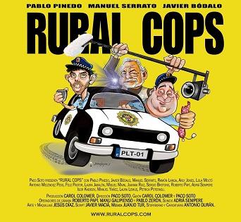 La película 'Rural Cops' de Paco Soto se presenta este viernes en el Gran Teatro de Elche