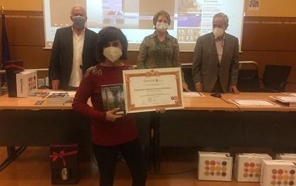 Entregados los premios del I Certamen de Espejo de Alicante