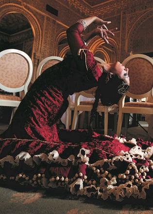 Fundació Mediterráneo organitza un any més el Festival Flamenc Mediterrani, encapçalat en 2020 per la Moneta i Arcàngel