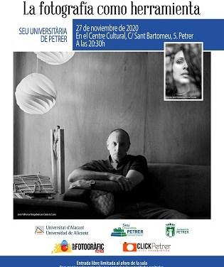 Estela de Castro visitará Petrer de la mano del Grup Fotogràfic de Petrer y la Sede Universitaria de la ciudad