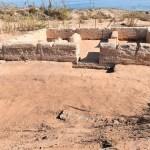 Nuevos hallazgos en la excavación arqueológica en el Moncayo de Guardamar