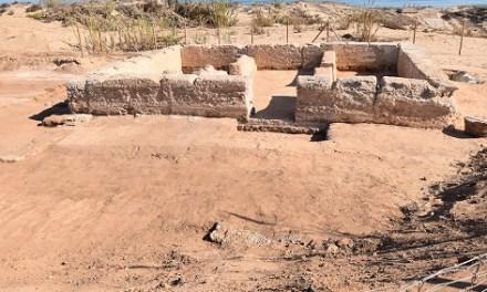 Noves troballes a l'excavació arqueològica al Moncayo de Guardamar