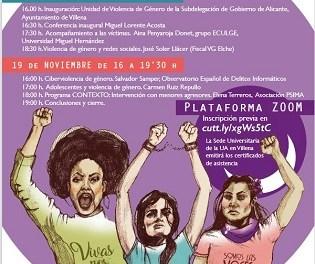 Igualdad de Villena desarrolla iniciativas de prevención y sensibilización contra la violencia machista a través de las nuevas tecnologías
