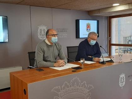 El Ayuntamiento de Alicante acuerda dar el nombre de las principales fiestas alicantinas a cuatro calles de la ciudad