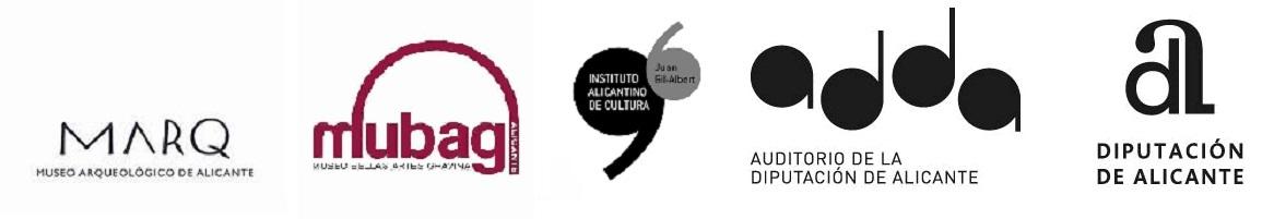 Agenda cultural de la Diputació de Alicannte del 8 al 14 de març