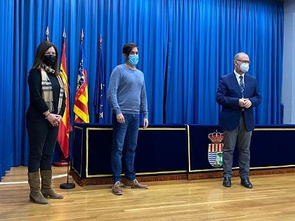 Entrega de los premios del XVIII Concurso de literatura joven de El Campello
