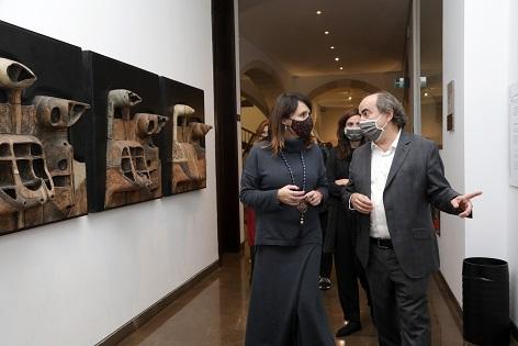 El MUBAG expone más de 60 obras de la colección de la Diputación de Alicante para celebrar su aniversario