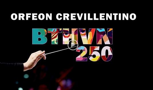 L'Orfeó Crevillentí homenatjea a Beethoven en el seu 250 aniversari
