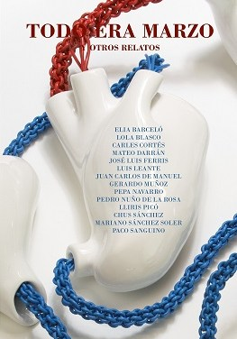 """Gerardo Muñoz, Elia Barceló y José Luis Ferris escriben sus relatos para el libro """"Todo era Marzo y otros relatos"""""""