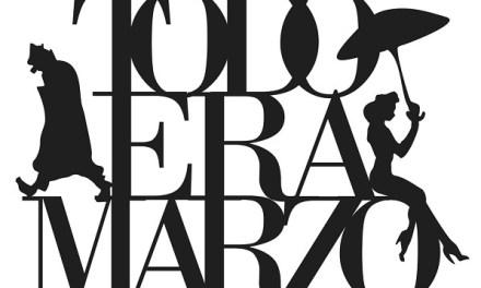 """Presentación del libro solidario """"Todo era Marzo y otros relatos"""""""