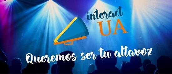 La plataforma InteractUA lanza nuevas convocatorias de Artes Visuales y Literarias, Nuevas Narrativas Audiovisuales y Propuestas Musicales