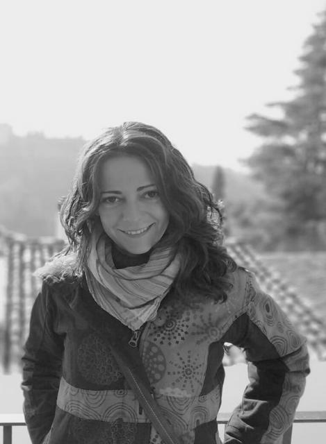 Creuem El Pont dels Espills amb lo… Yasmina Galán: Las estancias del ruido