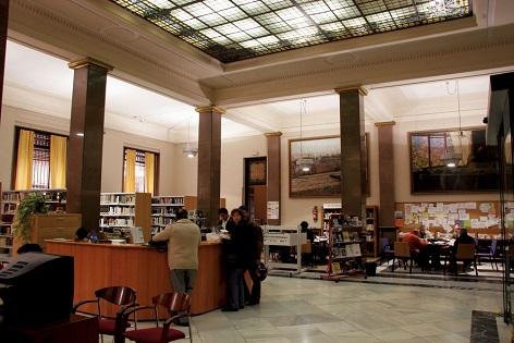 Les biblioteques municipals d'Alcoi obriran a partir del dilluns 1 de febrer només per a préstecs i devolucions amb cita prèvia