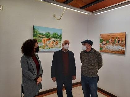 """La Casa Toni el Fuster de Altea alberga la exposición """"Entrant en Matèria"""" de Ramón Urios"""