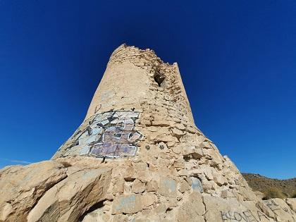 Aprobadas medidas de contención contra el deterioro de la Torre de Reixes de El Campello