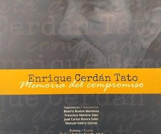 La Seu Ciutat d'Alacant acull l'exposició 'Enrique Cerdán Tato, memòria del compromís'