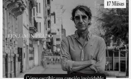 Com escriure una cançó inoblidable amb Benjamin Prado
