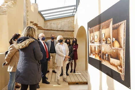 Finaliza la ampliación del Museo de l'Albir y la rehabilitación del Molí de Mànec en l'Alfàs del Pi