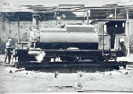 El Ayuntamiento de Dénia solicita la declaración de Bien de Interés Cultural para las dos únicas locomotoras a vapor de la línea Carcaixent-Dénia que se conservan
