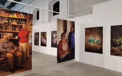 Suport veïnal a l'exposició sobre el barri de Sant Antón, amb més de 500 visites en Cigarreras