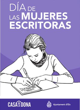 """Casa de la Dóna d'Elx posa a la disposició dels centres educatius l'exposició """"Dones Escriptores"""""""