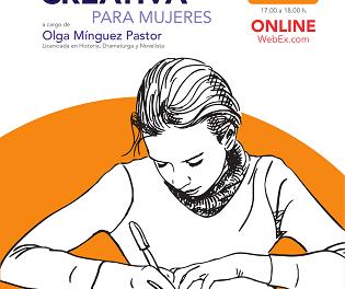 La concejalía de Igualdad de Elche y la Casa de la Dona retoman el Taller de escritura creativa para mujeres