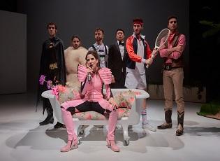 La compañía Teatro en Vilo estrenará Man-Up en el Teatre Arniches el 12 de febrero