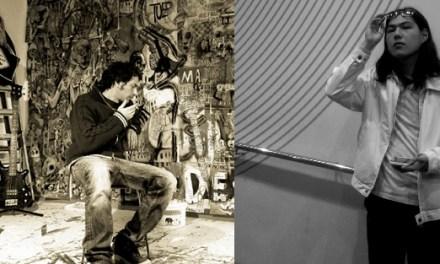 Art·Pròxim: Simon Yung y Hubert Duprilot, dos artistas que nos sumergen en el arte de la serigrafía actual