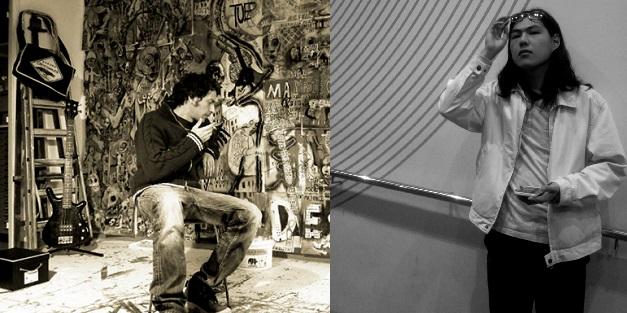 Art·Pròxim: Simon Yung i Hubert Duprilot, dos artistes que ens submergeixen en l'art de la serigrafia actual