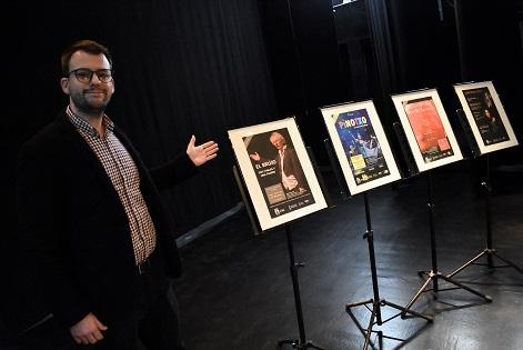 El Brujo actuarà en el Teatre Cervantes de Petrer com a part de la nova programació cultural de març a maig