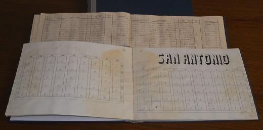 L'Arxiu Municipal d'Alcoi restaura i digitalitza els registres històrics del cementeri