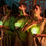 La compañía Bambalina celebra su 40 aniversario en el Teatre Arniches con 'Edipo'