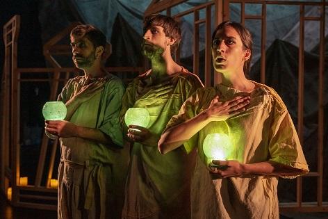 La companyia Bambalina celebra el seu 40 aniversari al Teatre Arniches amb 'Edipo'