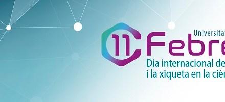 La Universitat d'Alacant  commemora el Dia Internacional de la Dona i la Xiqueta en la Ciència amb un ampli programa d'activitats virtuals