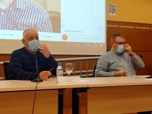 Antonio Sempere y Gonzalo Eulogio