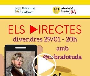 La Universidad de Alicante reinventa sus actividades de Voluntariado Lingüístico con dos innovadores proyectos en línea