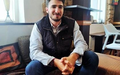 """Alexis Sanz: """"LALICANTINA té la voluntat d'unir la província per a fer-la més forta"""""""