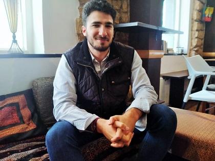 """Alexis Sanz: """"LALICANTINA tiene la voluntad de unir la provincia para hacerla más fuerte"""""""