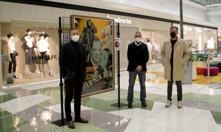 L'Aljub acoge la exposición 'Carteles de cine' organizada por el Museo Escolar de Pusol