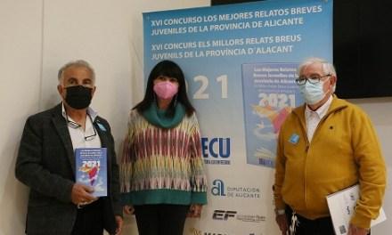 La Diputación de Alicante impulsa una nueva edición del concurso de Relatos Juveniles de la Asociación de Libreros