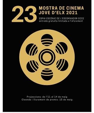 El Ayuntamiento apoya a los jóvenes directores de cine a través de la 'XXIII Mostra de Cinema Jove d'Elx'